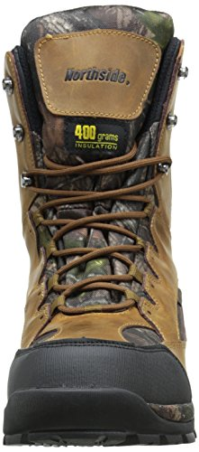 Tan Renegade Men's Insulated Camo Waterproof Hunting Boot Northside 400 BSTdw