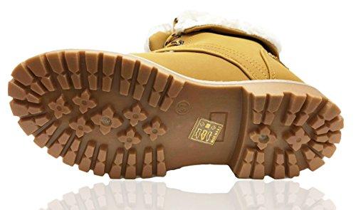 Claro Romaan's Marrón Ideal Para Mujer Zapatillas Fashion 1Y108q