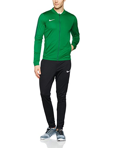 Da Pine Academy nero Green Green Calcio Uomo bianco Knit gorge Tuta Nike nYSUxtFF