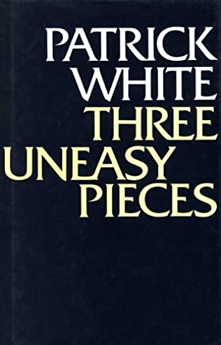 book cover of Three Uneasy Pieces