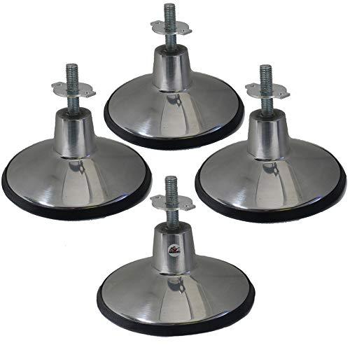 - Game Room Guys Pool Table Leg Levelers - Set of 4
