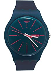 SWATCH watches New Gent NEW GENTLEMAN SUON708 Mens Watches