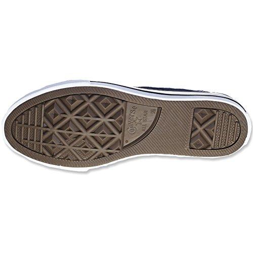 Converse Chuck Taylor All Star Ox, Unisex-Erwachsene Sneaker Navy