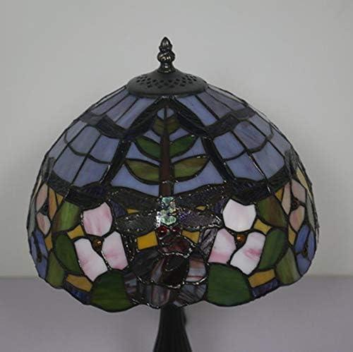 Table lamp Creative Lighting Tiffany Bedside Study Desk Lamp Living Room Bar