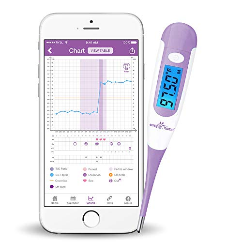 Easy@Home Digital Basal Thermometer