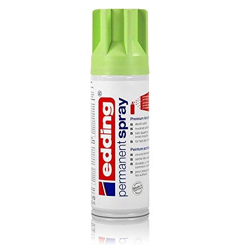 edding® permanent spray, seidenmatt Pastellgrün