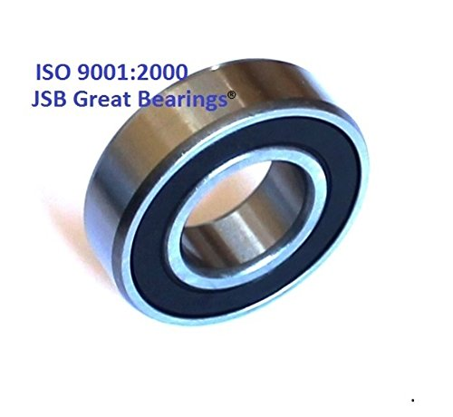 6202-2rs Rubber Seal Bearing 6202 Rs Ball Bearings 6202rs