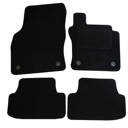 JVL Fully Tailored Car Mat Set 4 Pieces 2996