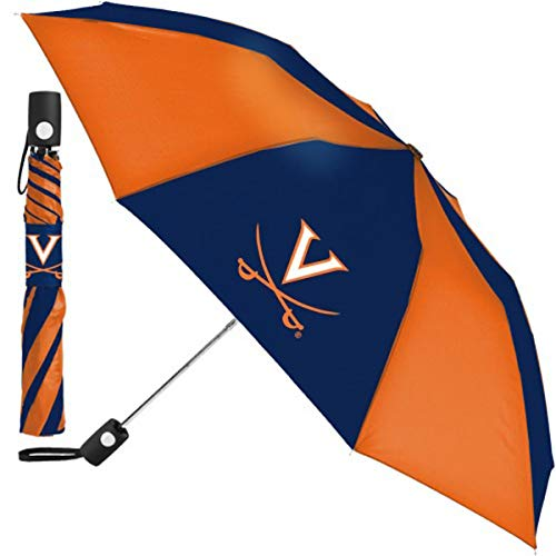 WinCraft Virginia Cavaliers Automatic Umbrella 42 inches