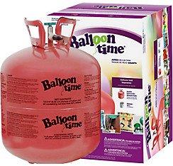 Balloon Time Helium Balloon Kit Boxed