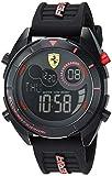 Ferrari Men's Forza Quartz Watch with Silicone