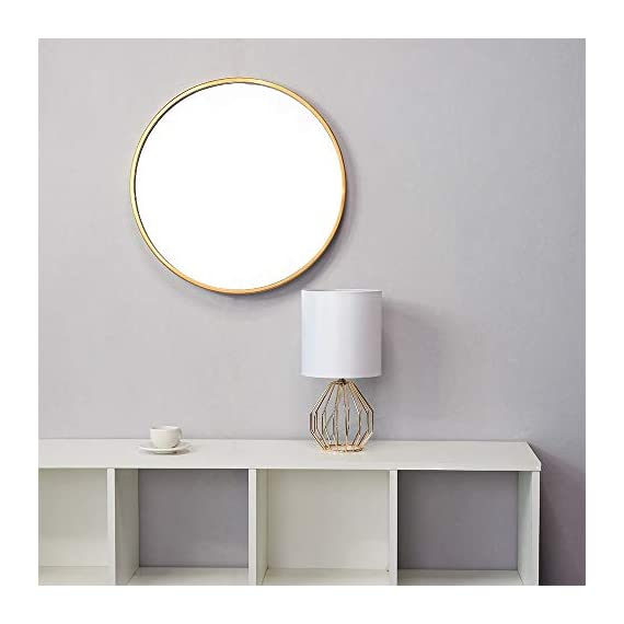 COTULIN Table Lamp,Gold Lamps for Bedroom,Modern Hollowed Out Base Small Table Lamp with White Fabric Shade for Living Room - Size:Height 14.37 inch,diameter 7.09 inch.Please note the size before purchasing. Input:AC 110V-120V,max 60W,E26 socket,fits LED CFL incandescent bulbs(bulb not included). High Quality:All of our products are produced in the standard factory,possessing long service life. - lamps, bedroom-decor, bedroom - 41DPj76s9uL. SS570  -