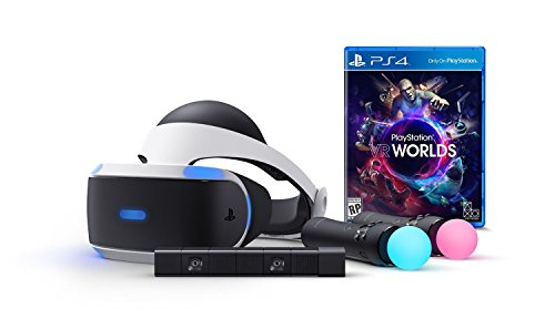 PlayStation VR Launch Bundle Old