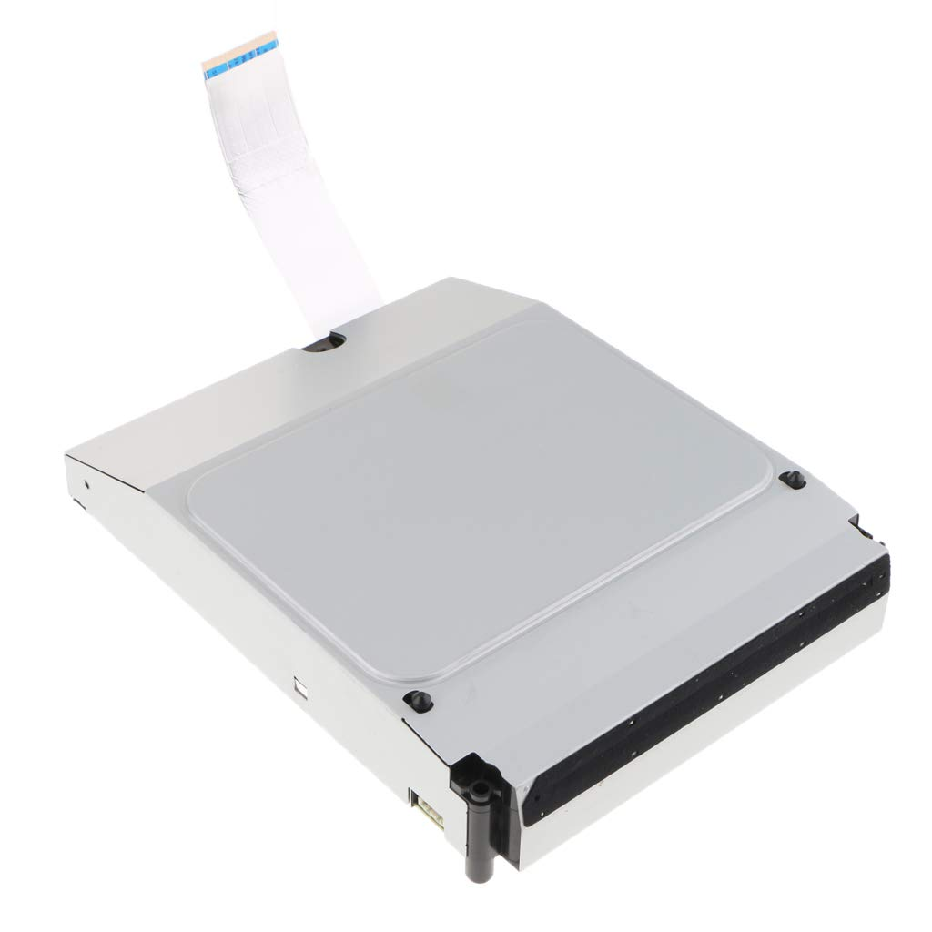 P PRETTYIA Lector de Disco Accesorio de Vediojuego Compatible con Sony Playstation 3 PS3