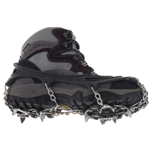 Kahtoola MICROspikes Traction System - Black Large by Micro Spikes