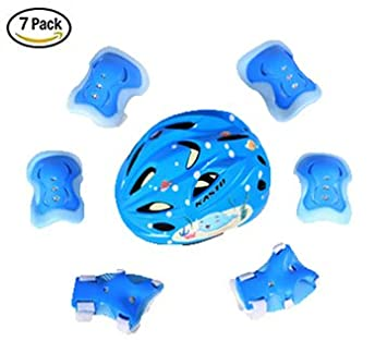 Bigboss Kids Bike Helmet Skateboard Protective Gear