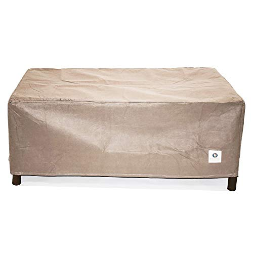 Duck Covers Elite Rectangular Fire Pit Cover, 56