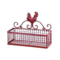 Decorative Dramatic Rooster Single Home Kitchen Décor