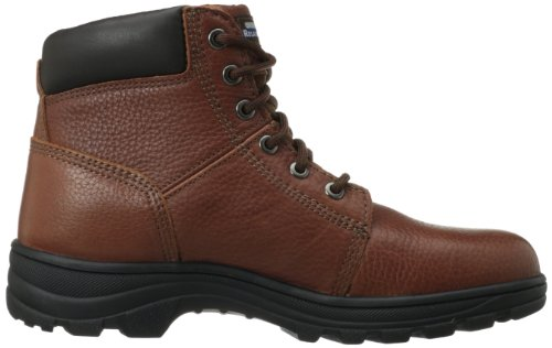 Men's Workshire Brown Boot Work Skechers Work for Condor t7w1pE