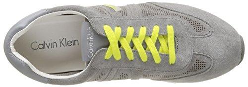 Calvin Klein Rufus Perf Suede/Suede/Soft Calf - Zapatillas de deporte Hombre Multicolor - Multicolore (SYE)