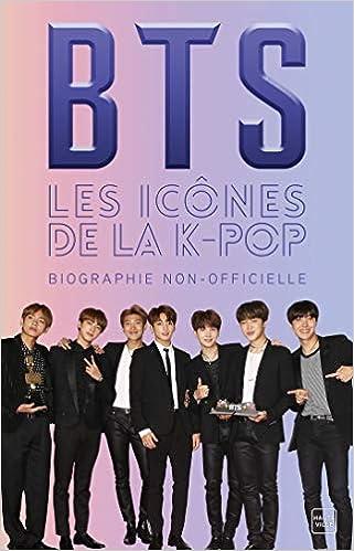 BTS : Les icônes de la K-Pop (Hauteville): Amazon.es: Adrian ...