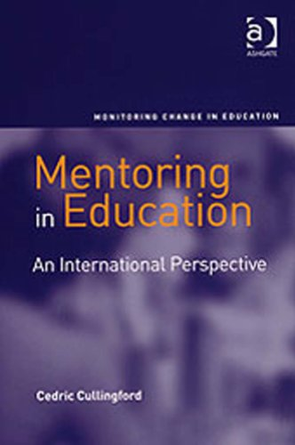 Download Mentoring in Education: An International Perspective (Monitoring Change in Education) Pdf
