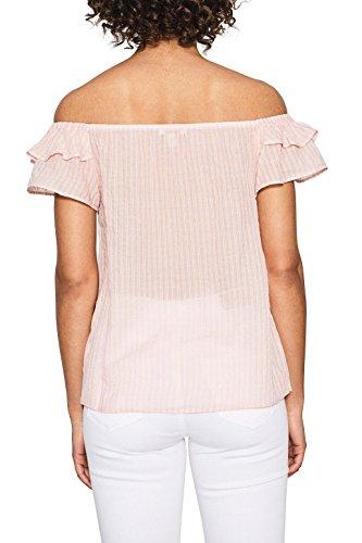 Multicolore 695 Pink Esprit Pastel Blouse Femme BZEp1T