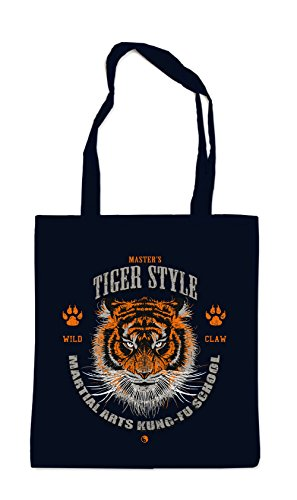 Tiger Style Bag Black Certified Freak