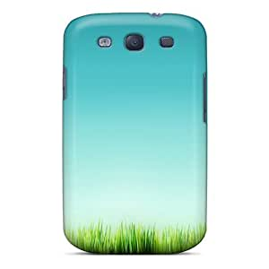 Durable Back Cases/covers For Galaxy - S3 Black Friday