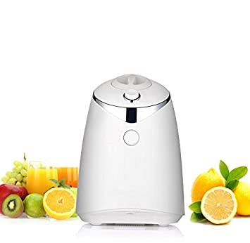 Facial Mask Machine Pyrus Diy Facial Mask Maker Natural Fruit Vegetable Beauty Automatic Multifunction Cleaning Pores Clear Blackheads Acne Remover