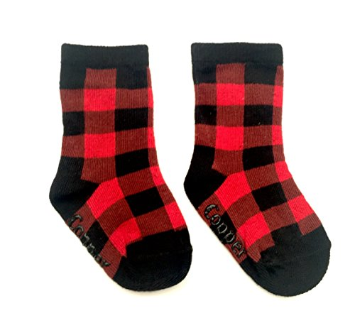 copper-robin-mid-calf-red-and-black-buffalo-plaid-patterned-tall-long-baby-socks-0-6-months