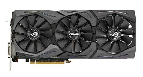 Image ASUS GeForce GTX 1070 8GB ROG STRIX OC Edition Graphic Card STRIX-GTX1070-O8G-GAMING no. 1