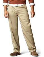 Dockers Men's Signature Khaki Big & Tall Flat Front Pant