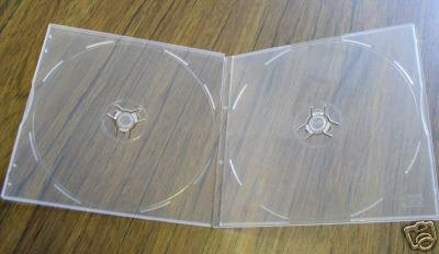 5.2MM DOUBLE SLIM CD/DVD POLY CASE, SUPE - Cd Poly Slim Case Shopping Results