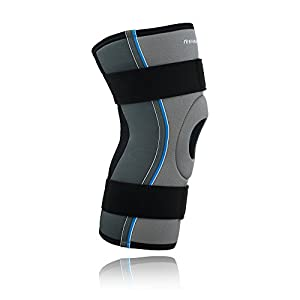 Rehband Knee Support X-Stable CL L Grey & Black