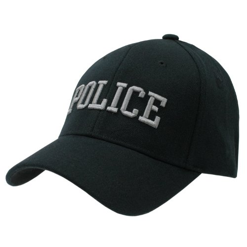 (RAPID DOMINANCE Military / Law Flex Baseball Caps ( POLICE, L / XL))