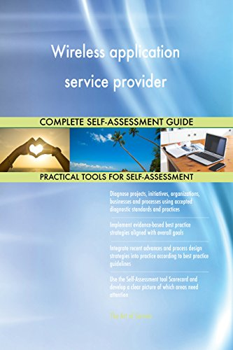 Wireless application service provider Toolkit: best-practice templates, step-by-step work plans and maturity diagnostics