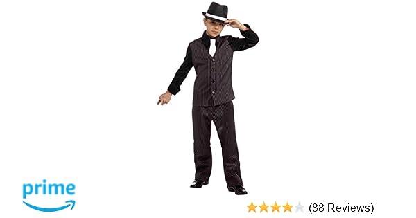 Stile anni/'20 Al Capone Gangster Suit Costume