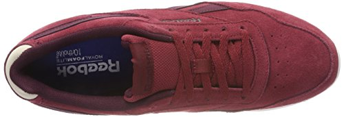 Reebok Damen Koninklijke Glide Sneaker Rot (stedelijke Kastanjebruin / Kastanjebruin / Stucwerk / Wit)