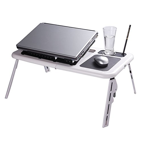Flexzion Adjustable Notebook Workstation Flexible