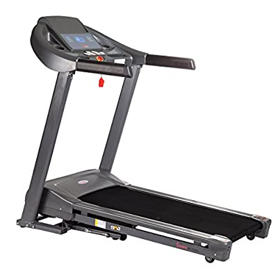Sunny Health & Fitness SF-T7643 Heavy Duty Walking Treadmill