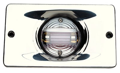 Seachoice Transom (Seachoice Transom Light, Rectangular - 05361)