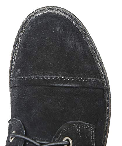 Pena Jewelled Boots Alma En Da Nero Donna Suede Crosta UgSq5gw