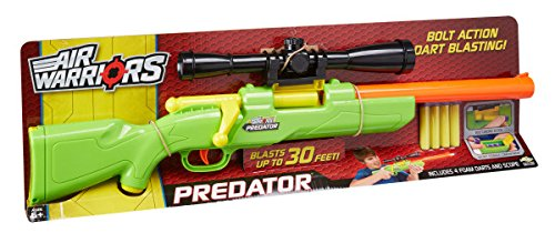 Buzz Bee Toys Air Warriors Predator Blaster