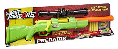Buy Buzz Bee Predator Foam Blaster Bolt Action Dart Blasting New Online At Low Prices In India Amazon In