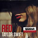 Music : Taylor Swift: Red (Colored Vinyl) Vinyl 2LP (Record Store Day)