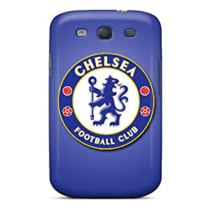 Excellent Cell-phone Hard Covers For Samsung Galaxy S3 (oIg14335oxVr) Customized HD Chelsea Fc Skin