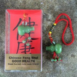 chinese feng shui jade lucky charm good health buy