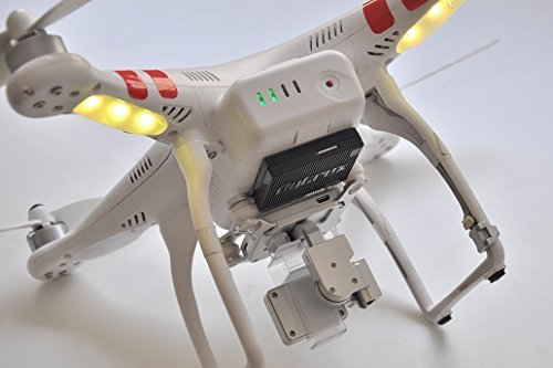 Flytrex Live 3G Combo for DJI Phantom 2 Vision and Vision+