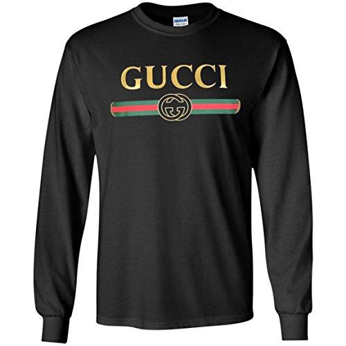 Gucci+T-Shirt+Long+Sleeve